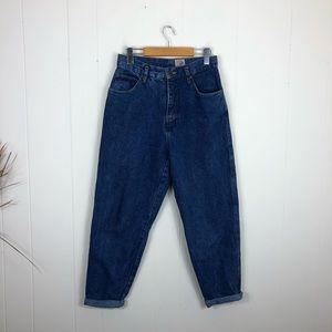 Vintage High Waisted Mom Jeans Sz 28